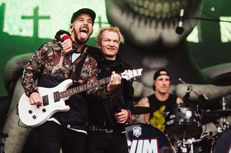 Sum41 + Mike Shinoda
